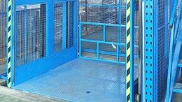 升降货梯防裂阀的作用