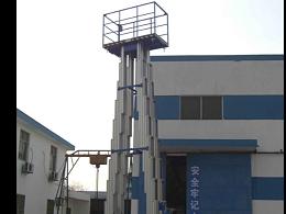 双桅柱升降机的特性和用途有哪些,大家知道吗?