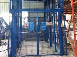 液压升降平台厂家威麟勤力 工作间层货物垂直运输的理想之选