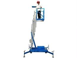 如何正确操作和使用铝合金货梯?